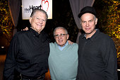 Producer Burt Sugarman Chairman and CEO Azoff/MSG Entertainment Irving Azoff and Paul Tollett attend The Heart Foundation 20th Anniversary Event...