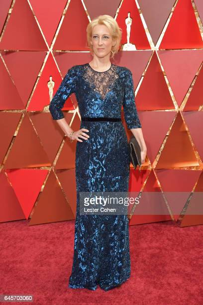 Producer Cara Speller attends the 89th Annual Academy Awards at Hollywood Highland Center on February 26 2017 in Hollywood California