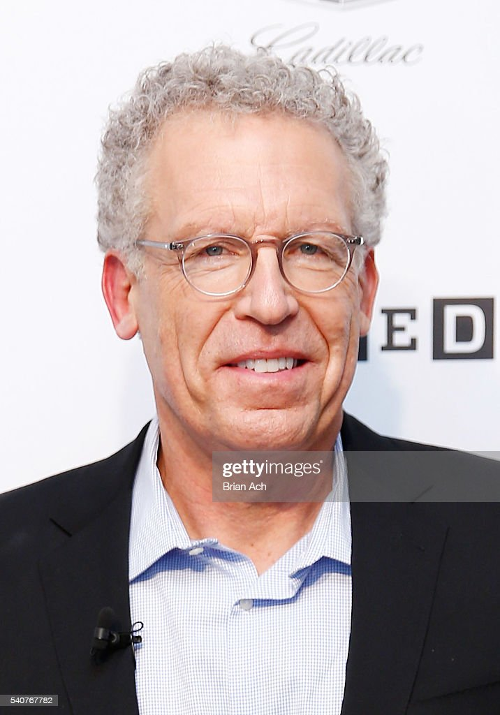 Producer Carlton Cuse attends the 2016 Wired Business Conference on June 16, 2016 in New York City.