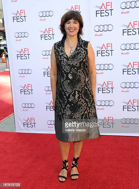 Producer Caterina Bartha attends the screening of 'The Last Emperor' 3D during AFI FEST 2013 Presented By Audi at TCL Chinese Theatre on November 10...