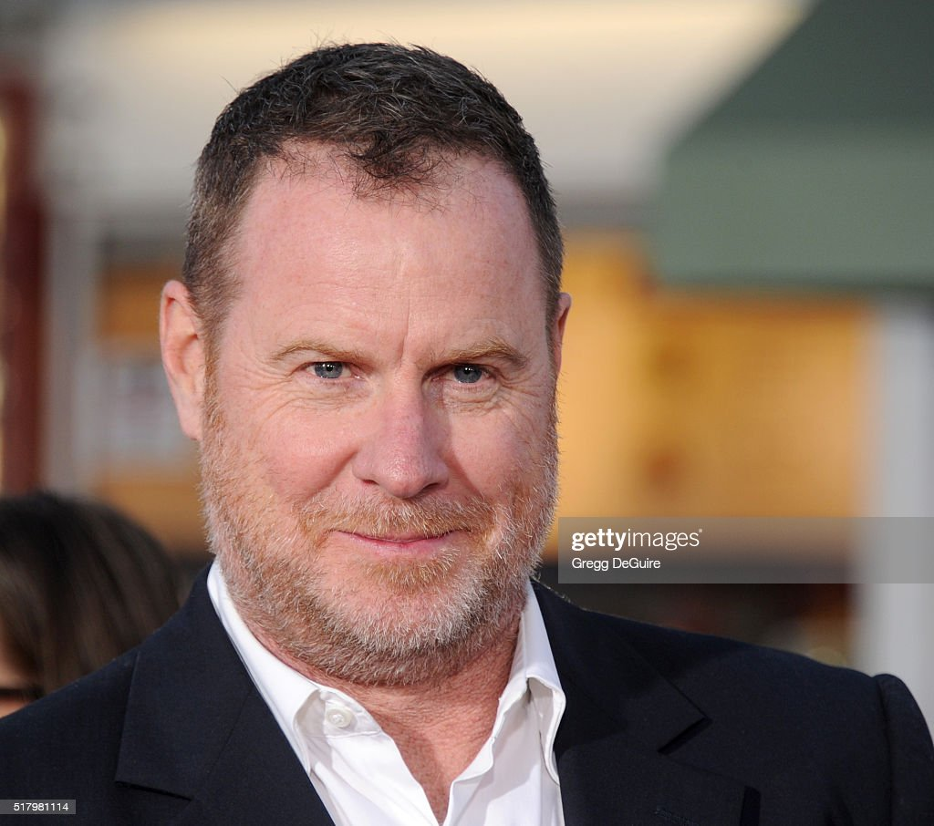 Producer Chris Henchy arrives at the premiere of USA Pictures' 'The Boss' at Regency Village Theatre on March 28 2016 in Westwood California