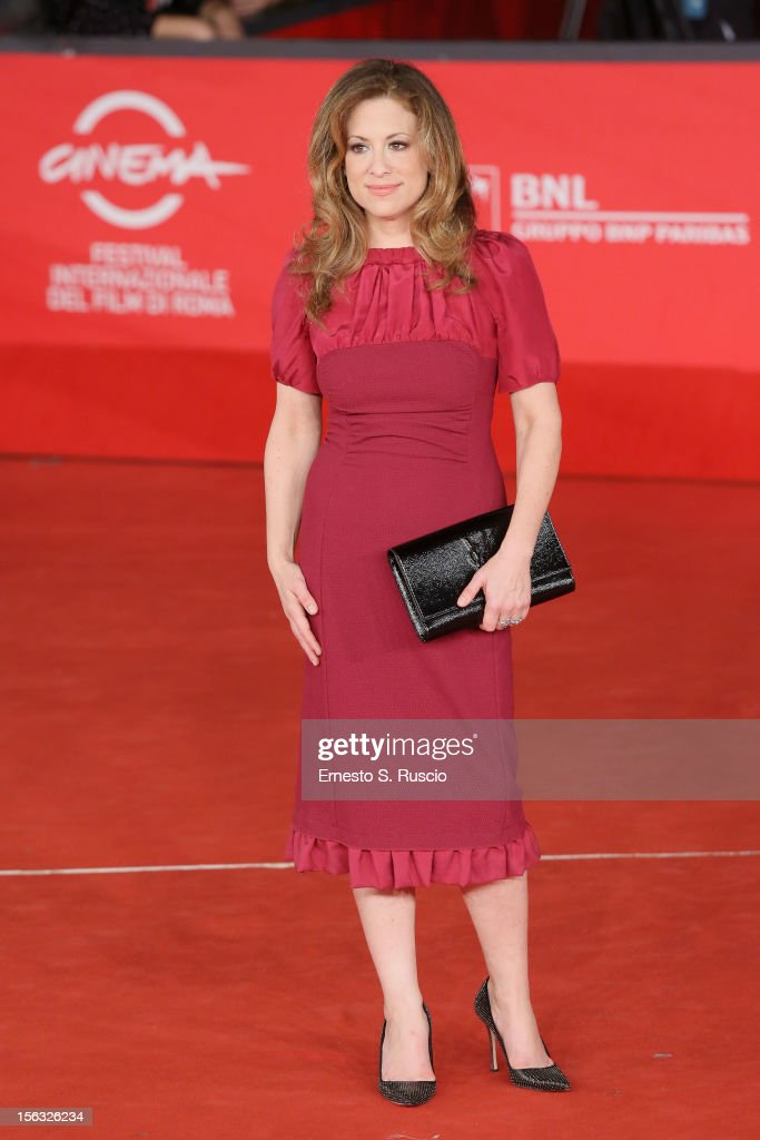 Producer Christina Steinberg attends the 'Rise Of The Guardians' Premiere during the 7th Rome Film Festival at Auditorium Parco Della Musica on November 13, 2012 in Rome, Italy.