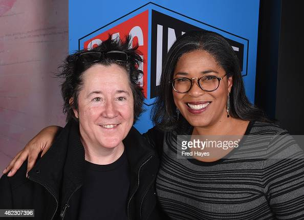 Producer Christine Vachon and national director of SAG Indie Darrien Gipson attend the SAG Indie Filmmaker Brunch during the 2015 Sundance Film...