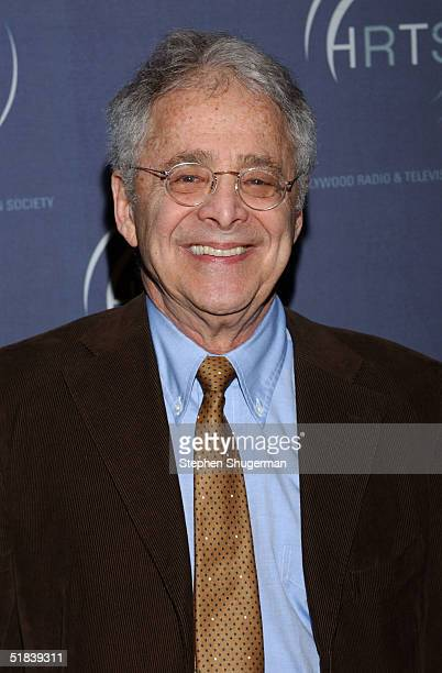 Producer Chuck Barris poses during the Hollywood Radio and Television Society Newsmaker 'Reality Television 2004' Luncheon at Regent Beverly Wilshire...