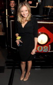 Producer Claire Jones attends the UK Premiere of 'Sightseers' in association with Stella Artois at the London Transport Museum on November 26 2012 in...