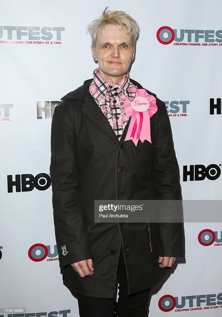 Producer Clint Catalyst attends the screening of 'G.B.F.' at the 2013 Outfest film festival closing night gala at the Ford Theatre on July 21, 2013 in Hollywood, California.