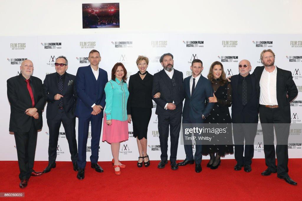 """Film Stars Don't Die In Liverpool"" European Premiere - 61st BFI London Film Festival"