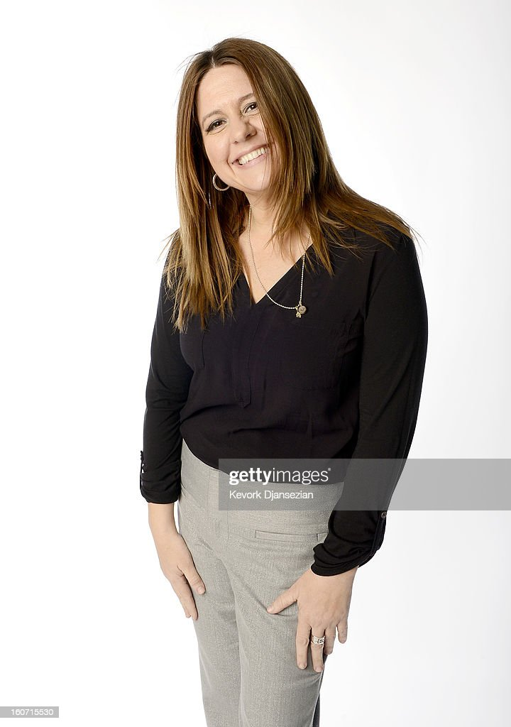 Producer Cori Shepherd Stern poses for a portrait during the 85th Academy Awards Nominations Luncheon at The Beverly Hilton Hotel on February 4, 2013 in Beverly Hills, California.
