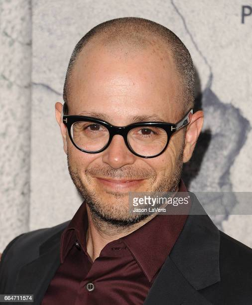 Producer Damon Lindelof attends the season 3 premiere of 'The Leftovers' at Avalon Hollywood on April 4 2017 in Los Angeles California