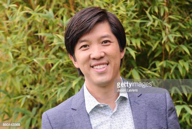 Producer Dan Lin attends the premiere of 'The LEGO Ninjago Movie' at Regency Village Theatre on September 16 2017 in Westwood California