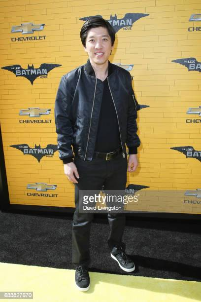 Producer Dan Lin attends the Premiere of Warner Bros Pictures' 'The LEGO Batman Movie' at the Regency Village Theatre on February 4 2017 in Westwood...