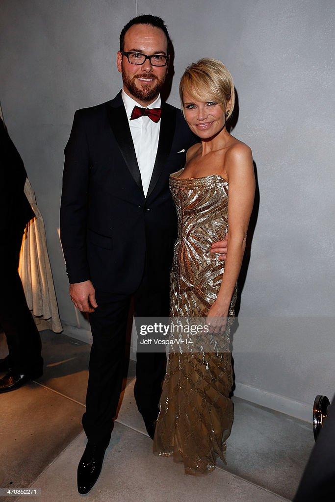 2014 Vanity Fair Oscar Party Hosted By Graydon Carter - Inside