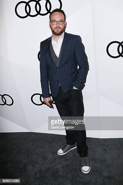 Producer Dana Brunetti arrives at Audi Celebrates The 68th Emmys at Catch on September 15 2016 in West Hollywood California