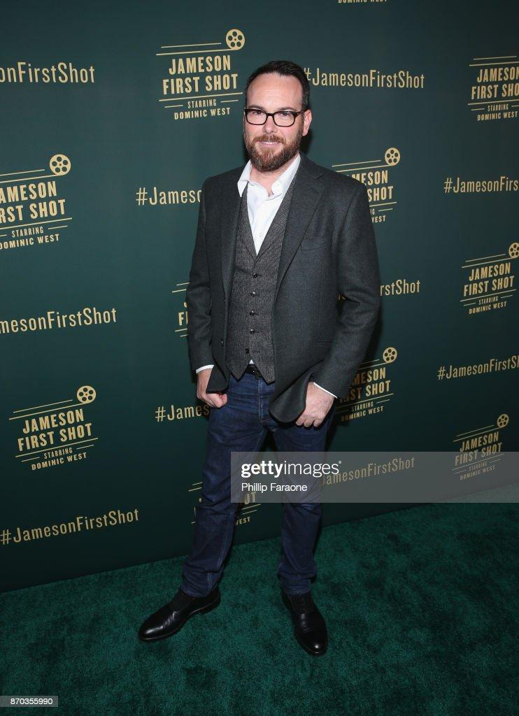 Producer Dana Brunetti at Jameson First Shot at Paramount Studios on November 4, 2017 in Hollywood, California.