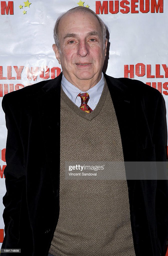 Producer Daniel Seiznick attends The Hollywood Museum's 'Loretta Young: Hollywood Legend' exhibit opening party at The Hollywood Museum on January 8, 2013 in Hollywood, California.