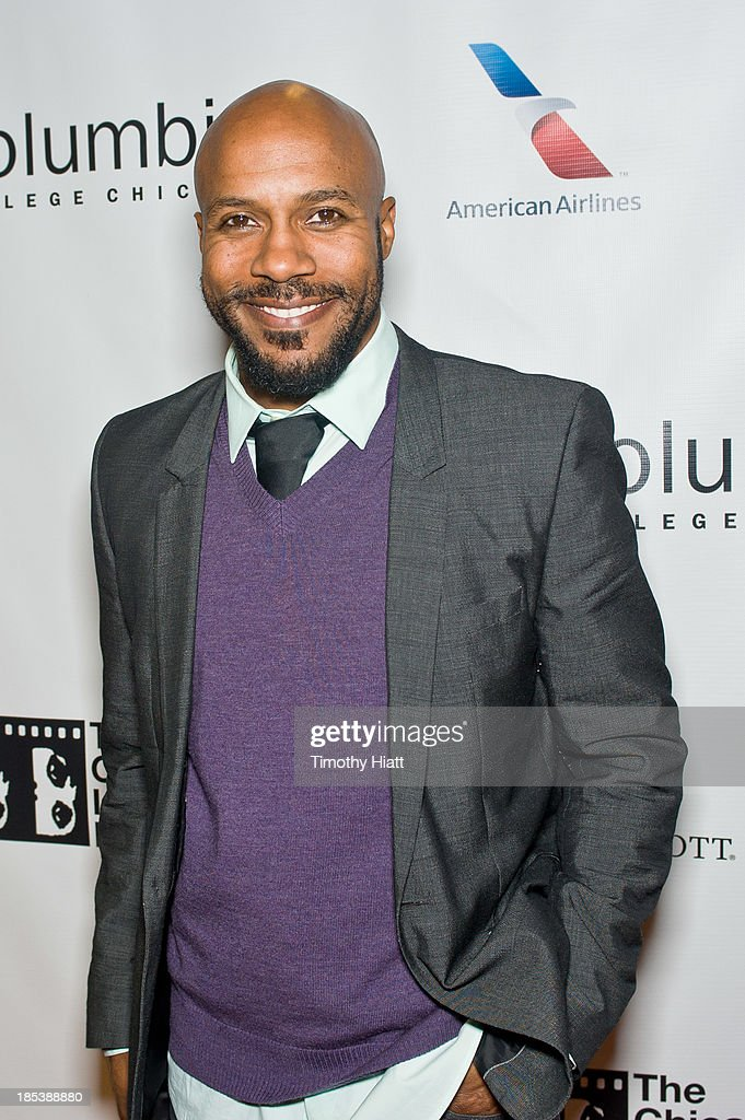Producer Danny Green attends the 'H4' premiere at AMC River East Theater on October 19, 2013 in Chicago, Illinois.