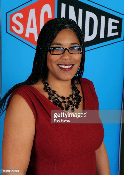 Producer Darrien Michele Gipson attends the Actors SAG Indie Brunch at Cafe Terigo on January 19 2014 in Park City Utah