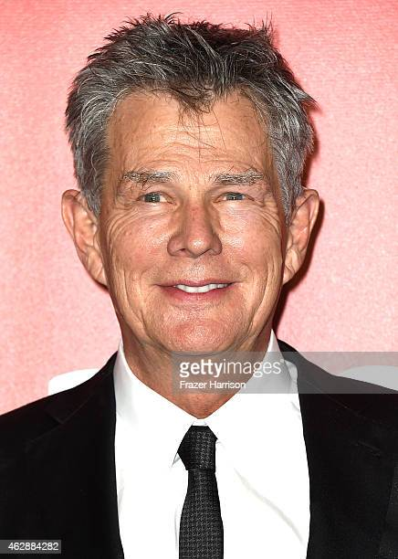 Producer David Foster attends the 25th anniversary MusiCares 2015 Person Of The Year Gala honoring Bob Dylan at the Los Angeles Convention Center on...