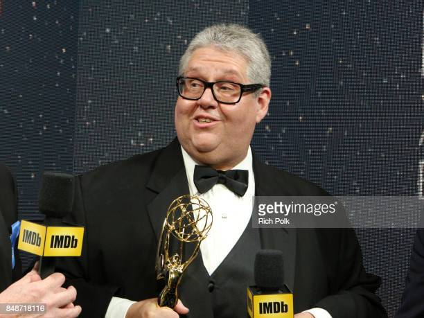 Producer David Mandel winner of the award for Outstanding Comedy Series for 'Veep' attends IMDb LIVE After the Emmys at Microsoft Theater on...