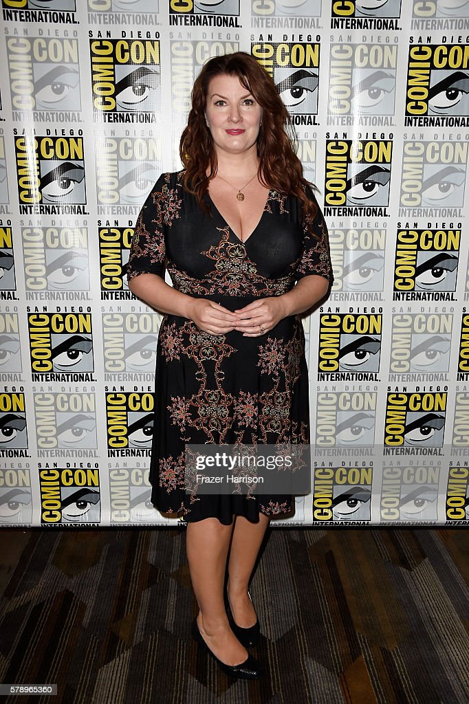 Producer Diane Ruggiero attends 'iZombie' Press Line during Comic-Con International 2016 at Hilton Bayfront on July 22, 2016 in San Diego, California.