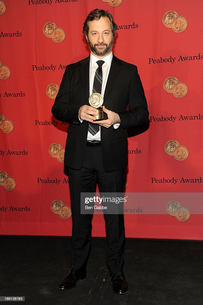 Producer, director and screenwriter Judd Apatow attends 72nd Annual George Foster Peabody Awards at The Waldorf=Astoria on May 20, 2013 in New York City.