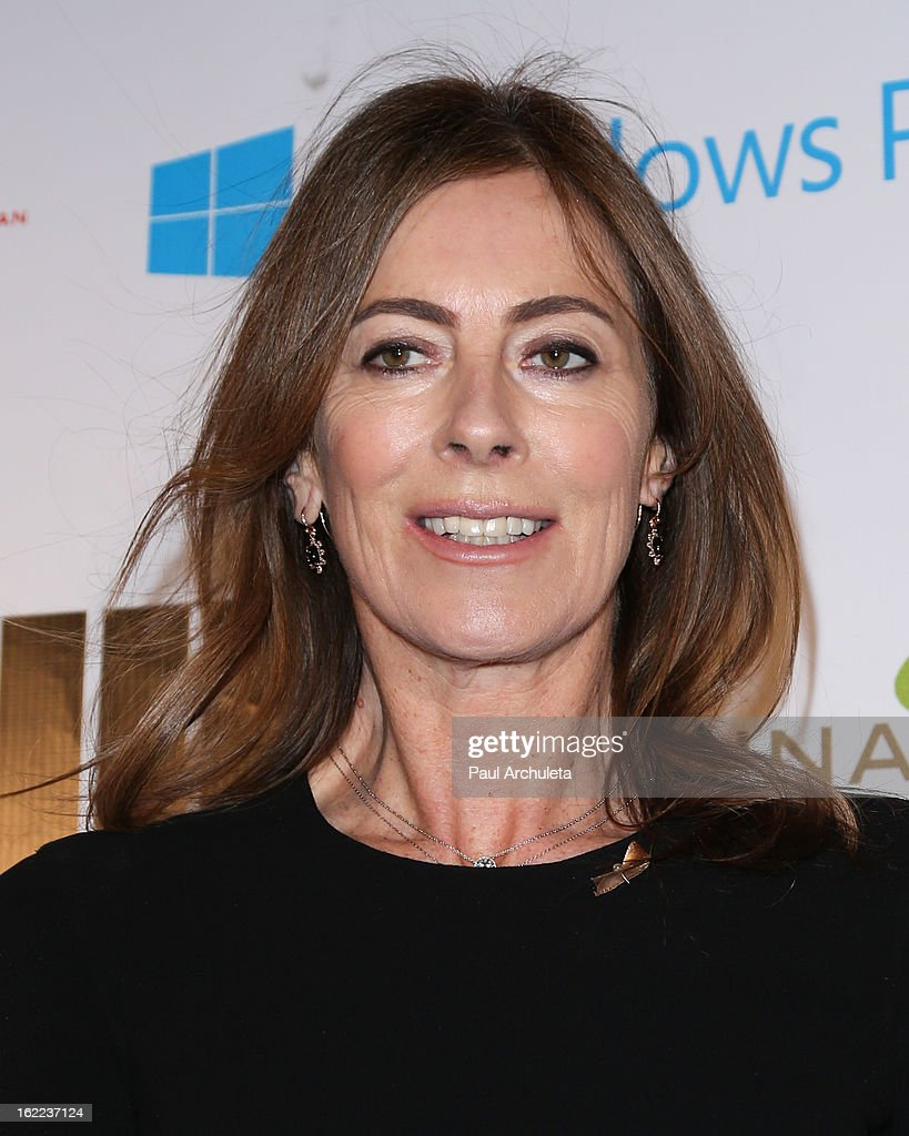 Producer / Director <a gi-track='captionPersonalityLinkClicked' href=/galleries/search?phrase=Kathryn+Bigelow&family=editorial&specificpeople=1278119 ng-click='$event.stopPropagation()'>Kathryn Bigelow</a> attends TheWrap 4th annual Pre-Oscar Party at the Four Seasons Hotel Los Angeles at Beverly Hills on February 20, 2013 in Beverly Hills, California.