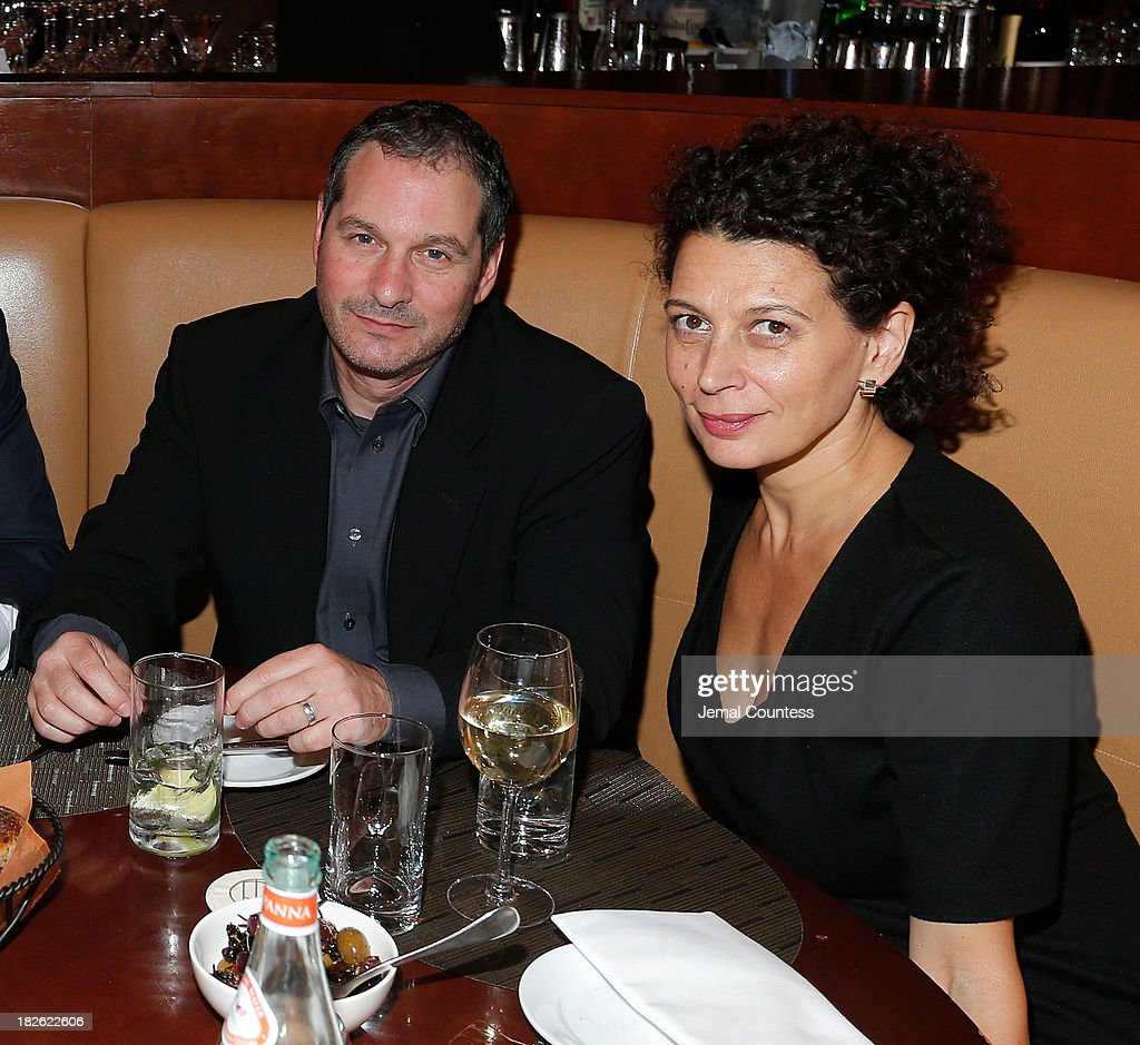 Producer Donna Langley (R) attends the after party for the 'About Time' & 'Jimmy