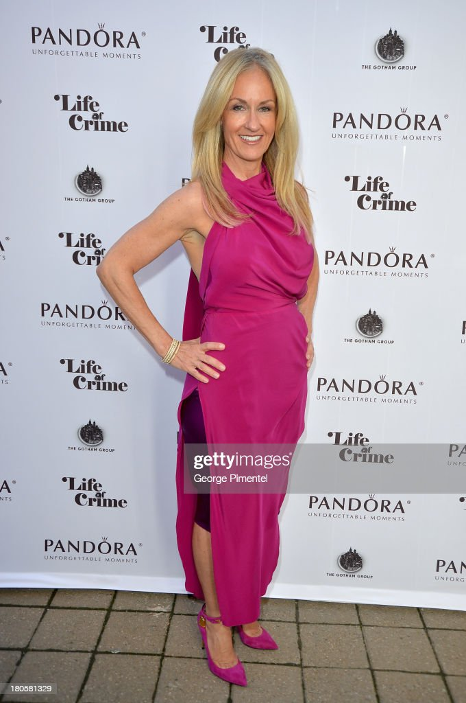 Producer Ellen Goldsmith-Vein attends the 'Life of Crime' cocktail reception presented by PANDORA Jewelry at Hudson Kitchen during the 2013 Toronto International Film Festival on September 14, 2013 in Toronto, Canada.