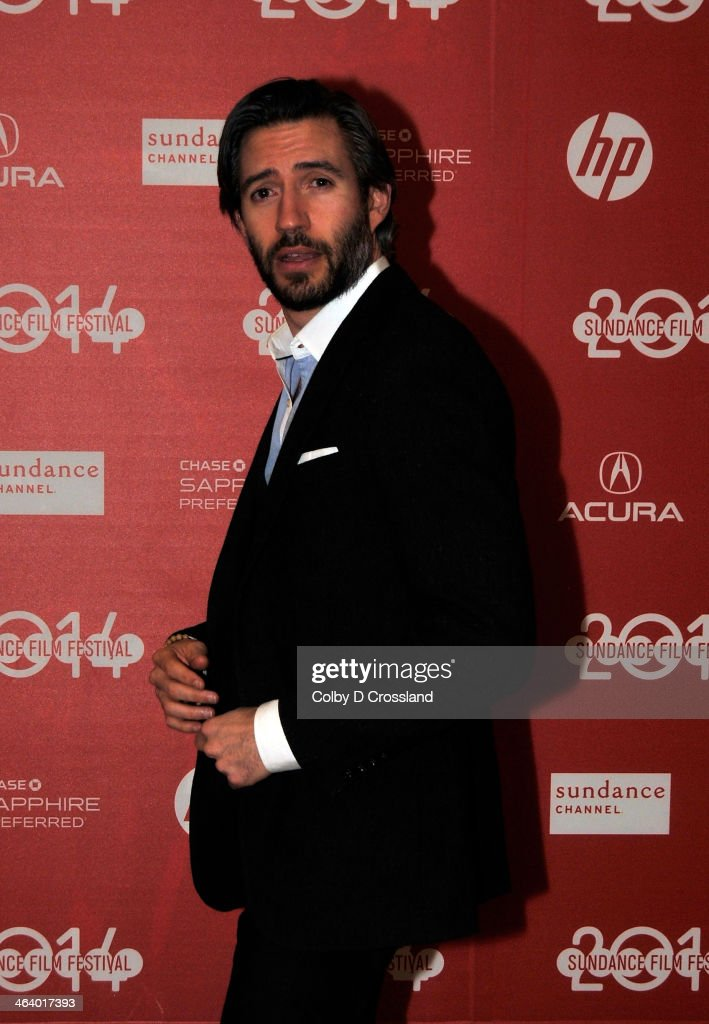 Producer Emanuel Michael attends the 'What We Do In The Shadows' premiere at the Egyptian Theatre during the 2014 Sundance Film Festival on January 19, 2014 in Park City, Utah.