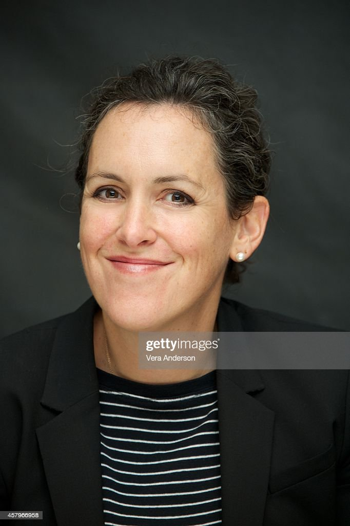 Producer Emma Thomas at the 'Interstellar' Press Conference at the Four Seasons Hotel on - producer-emma-thomas-at-the-interstellar-press-conference-at-the-four-picture-id457966958
