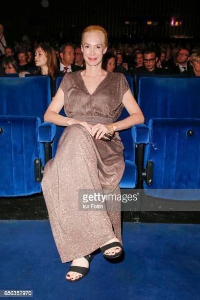 Producer Feo Aladag attends the Deutscher Hoerfilmpreis at Kino International on March 21 2017 in Berlin Germany