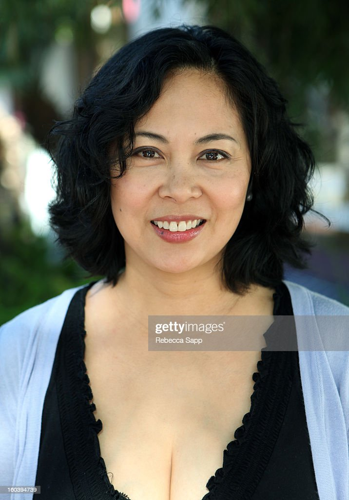 Producer Fides Enriquez of the film 'Harana' attend the 28th Santa Barbara International Film Festival on January 30, 2013 in Santa Barbara, California.