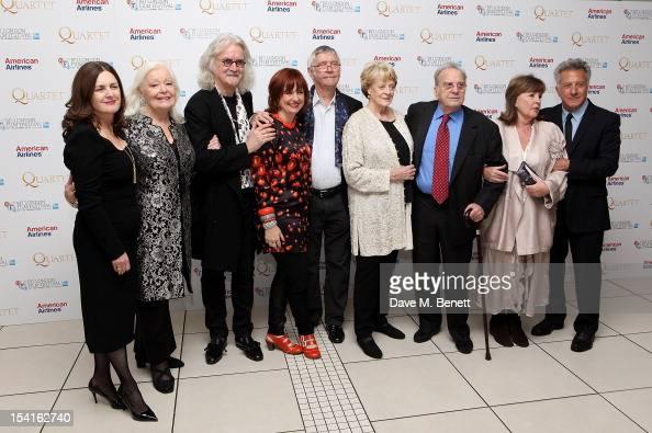 Producer Finola Dwyer Dame Gwyneth Jones Billy Connolly Festival Director Clare Stewart Tom Courtenay Dame Maggie Smith wirter Ronald Harwood Pauline...