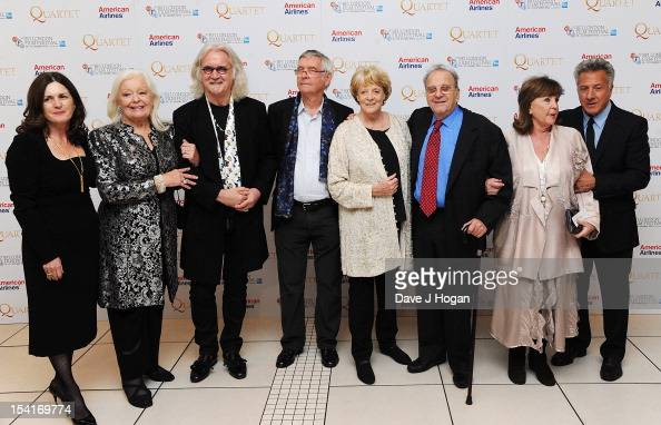 Producer Finola Dwyer singer Dame Gwyneth Jones comedian Billy Connolly actor Tom Courtenay actress Dame Maggie Smith Writer Ronald Harwood actress...