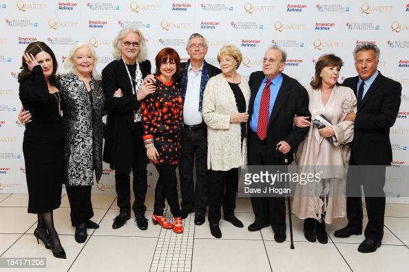 Producer Finola Dwyer singer Dame Gwyneth Jones comedian Billy Connolly Festival Director Clare Stewart actor Tom Courtenay actress Dame Maggie Smith...