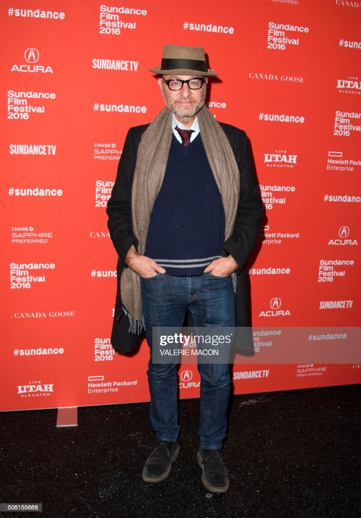 Producer Fisher Stevens attends the Premiere of 'SKY
