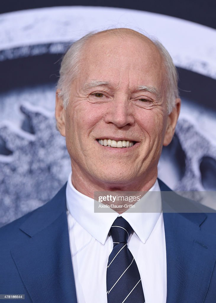 Producer Frank Marshall arrives at the World Premiere of 'Jurassic World' at Dolby Theatre on June 9, 2015 in Hollywood, California.