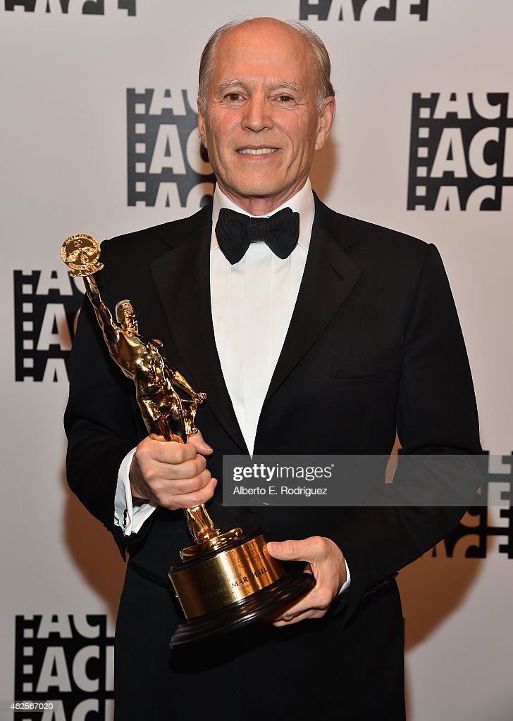Producer Frank Marshall attend the 65th Annual ACE Eddie Awards at The Beverly Hilton Hotel on January 30, 2015 in Beverly Hills, California.