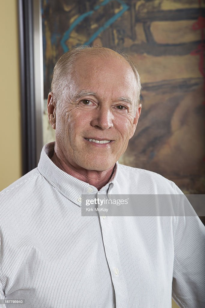 Producer Frank Marshall is photographed for Los Angeles Times on October 24, 2013 in Los Angeles, California.