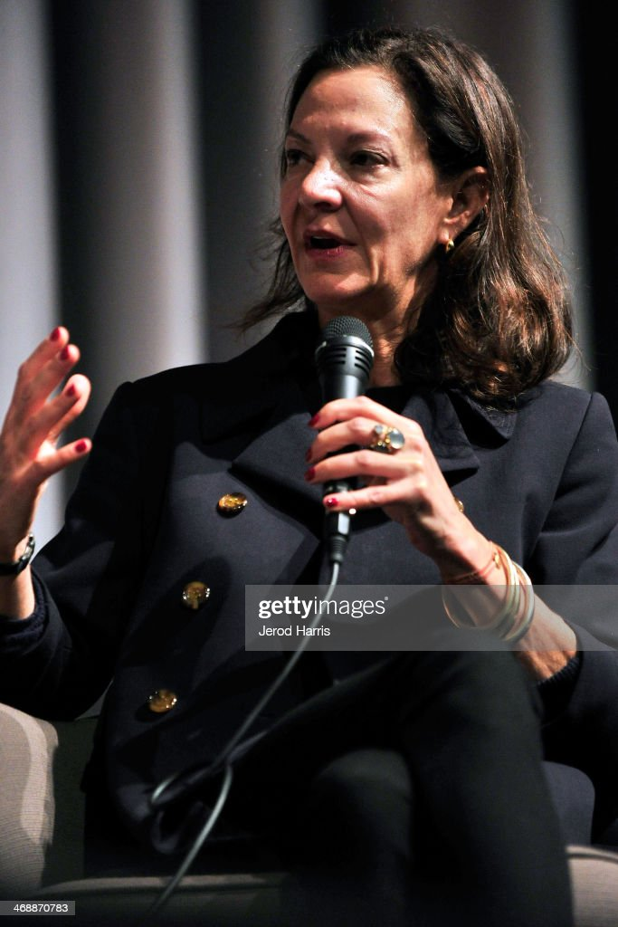 Producer Gabrielle Tana attends a special screening of 'Philomena' and conversation with Philomena Lee at the Museum Of Tolerance on February 11, 2014 in Los Angeles, California.