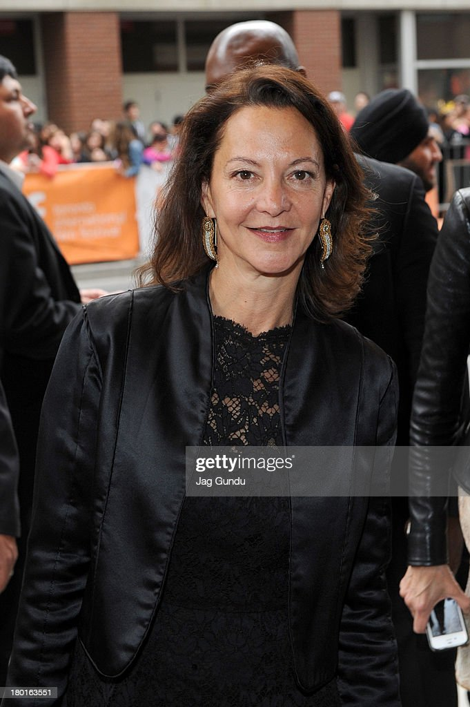 Producer Gaby Tana arrives at 'The Invisible Woman' Premiere during the 2013 Toronto International Film Festival at The Elgin on September 9, 2013 in Toronto, Canada.