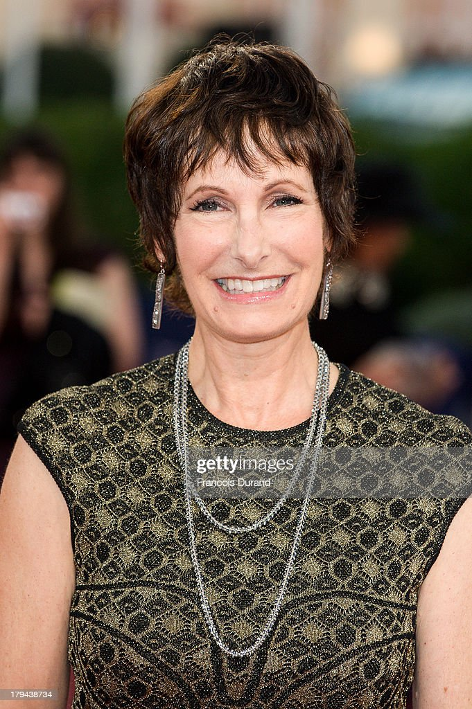 Producer <a gi-track='captionPersonalityLinkClicked' href=/galleries/search?phrase=Gale+Anne+Hurd&family=editorial&specificpeople=228412 ng-click='$event.stopPropagation()'>Gale Anne Hurd</a> arrives at the premiere of the film 'Very Good Girls' during the 39th Deauville American Film Festival on September 3, 2013 in Deauville, France.