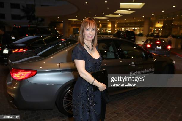 Producer Gale Anne Hurd arrives in a BMW to the 69th Annual Directors Guild of America Awards at The Beverly Hilton Hotel on February 4 2017 in...