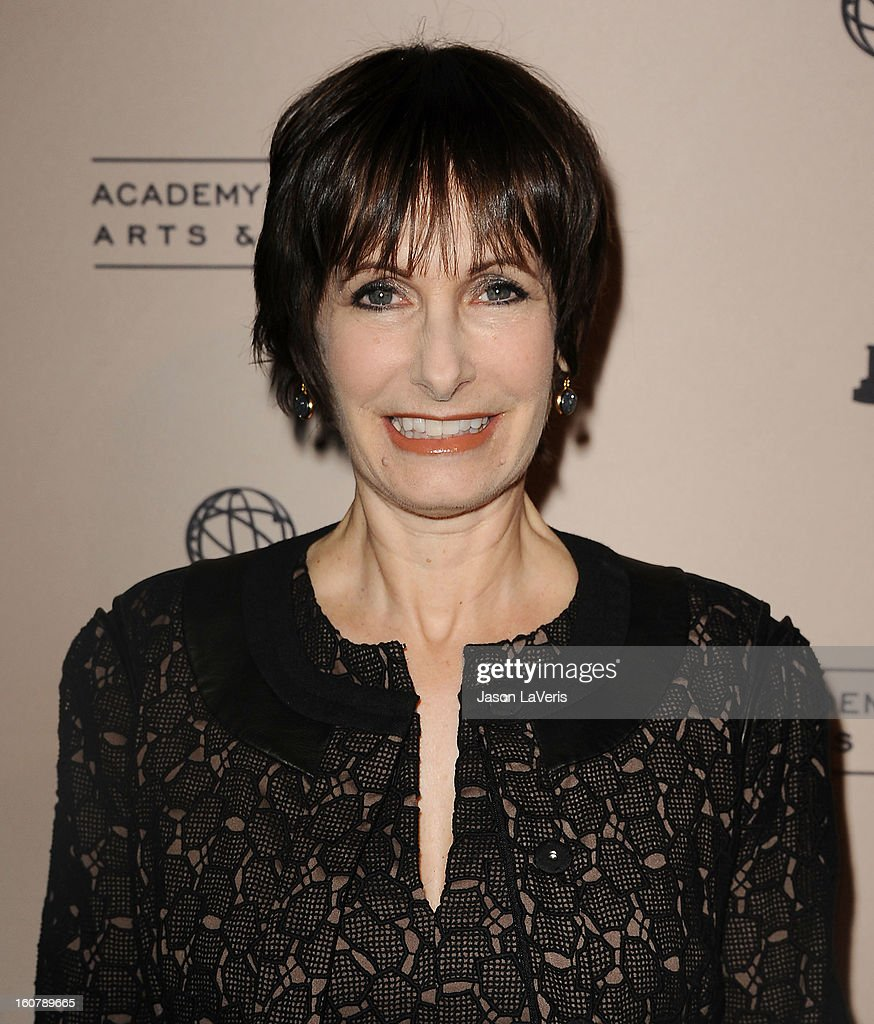Producer Gale Anne Hurd attends an evening with 'The Walking Dead' at Leonard H. Goldenson Theatre on February 5, 2013 in North Hollywood, California.