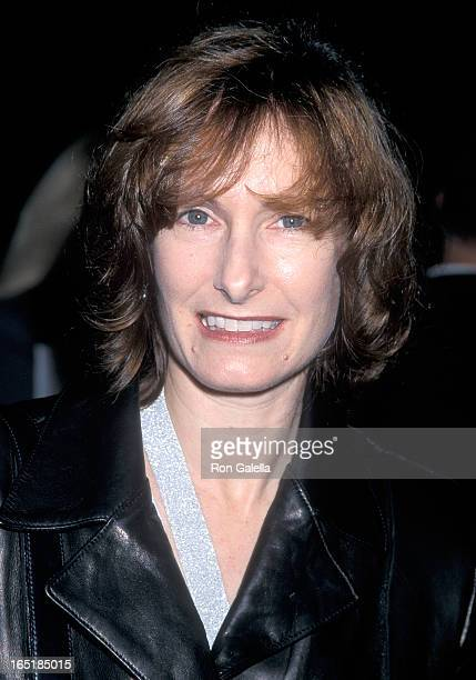 Producer Gale Anne Hurd attends the 'Finding Forrester' Beverly Hills Premiere on December 1 2000 at the Academy of Motion Picture Arts Sciences in...