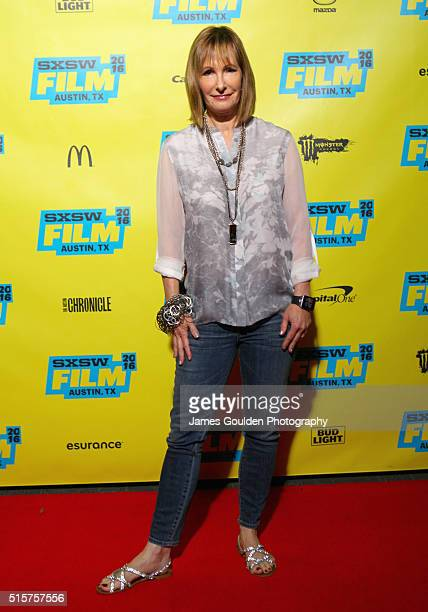 Producer Gale Anne Hurd attends the Gale Anne Hurd Keynote during the 2016 SXSW Music Film Interactive Festival at Vimeo on March 15 2016 in Austin...