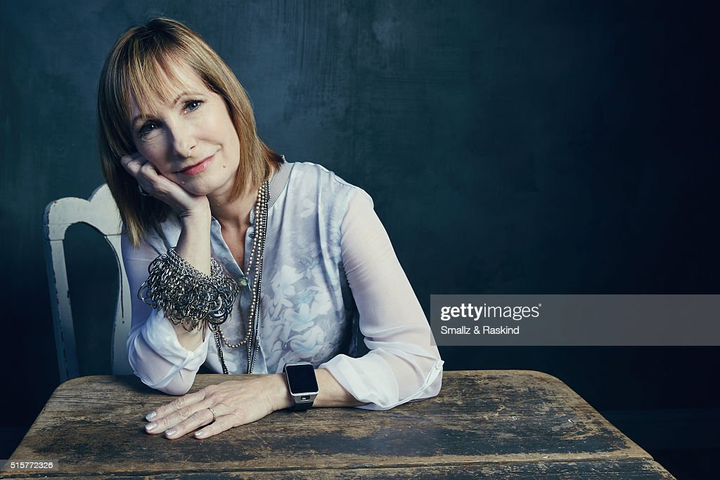 Producer <a gi-track='captionPersonalityLinkClicked' href=/galleries/search?phrase=Gale+Anne+Hurd&family=editorial&specificpeople=228412 ng-click='$event.stopPropagation()'>Gale Anne Hurd</a> of 'Hunters' is photographed in the Getty Images SXSW Portrait Studio powered by Samsung at the Samsung Studio on March 14, 2016 in Austin, Texas.