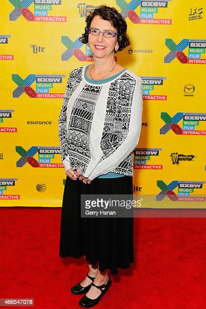 Producer Galyn Susman attends Infinity And Beyond Pixar And 20 Years Since 'Toy Story' during the 2015 SXSW Music Film Interactive Festival at Austin...
