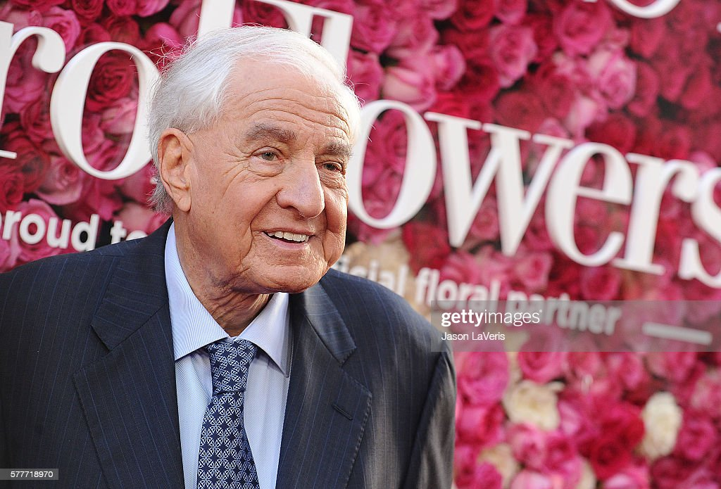 Producer Garry Marshall attends the premiere of 'Mother's Day' at TCL Chinese Theatre IMAX on April 13, 2016 in Hollywood, California.