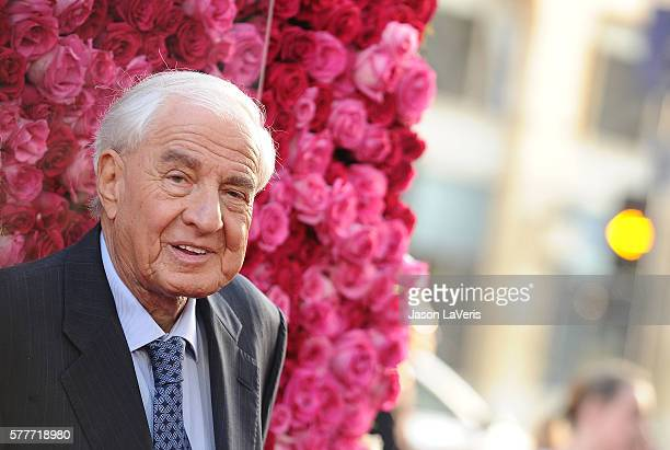 Producer Garry Marshall attends the premiere of 'Mother's Day' at TCL Chinese Theatre IMAX on April 13 2016 in Hollywood California